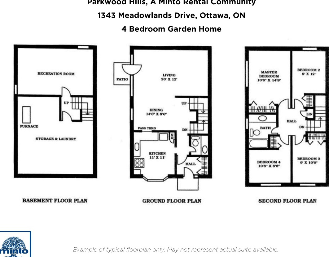 1343 Meadowlands Drive in Ottawa, ON is Now Available