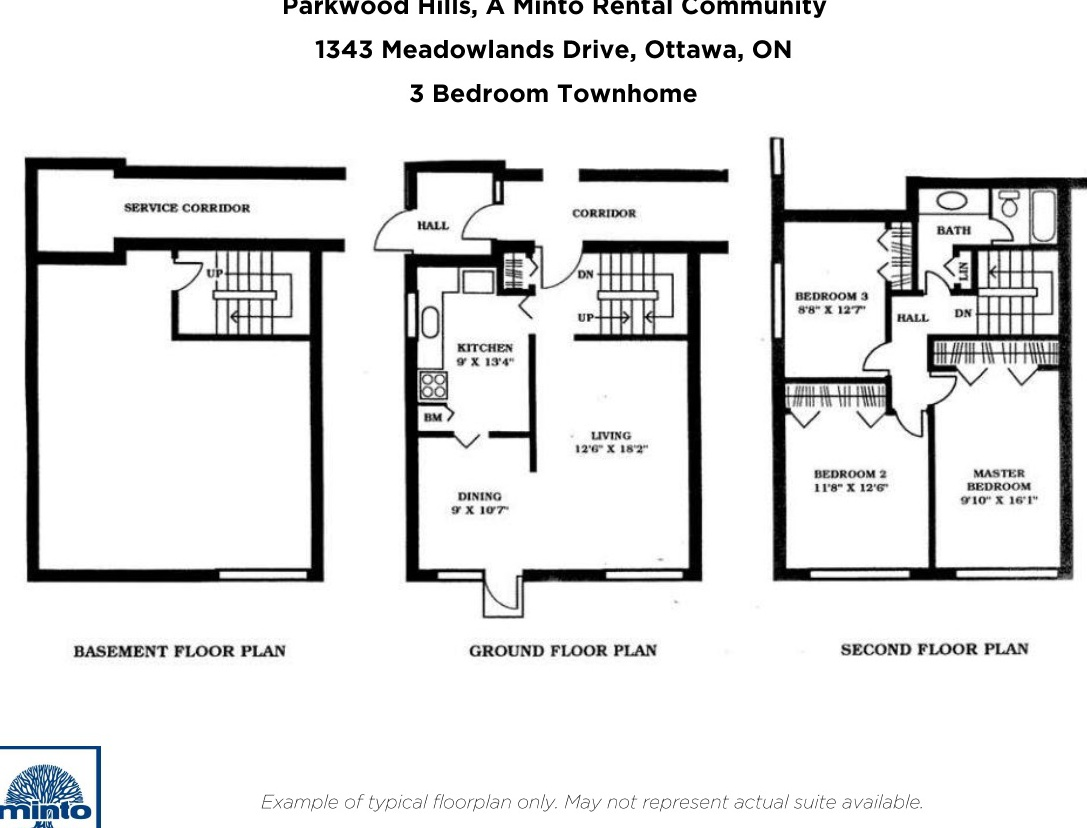 1343 Meadowlands Drive in Ottawa, ON