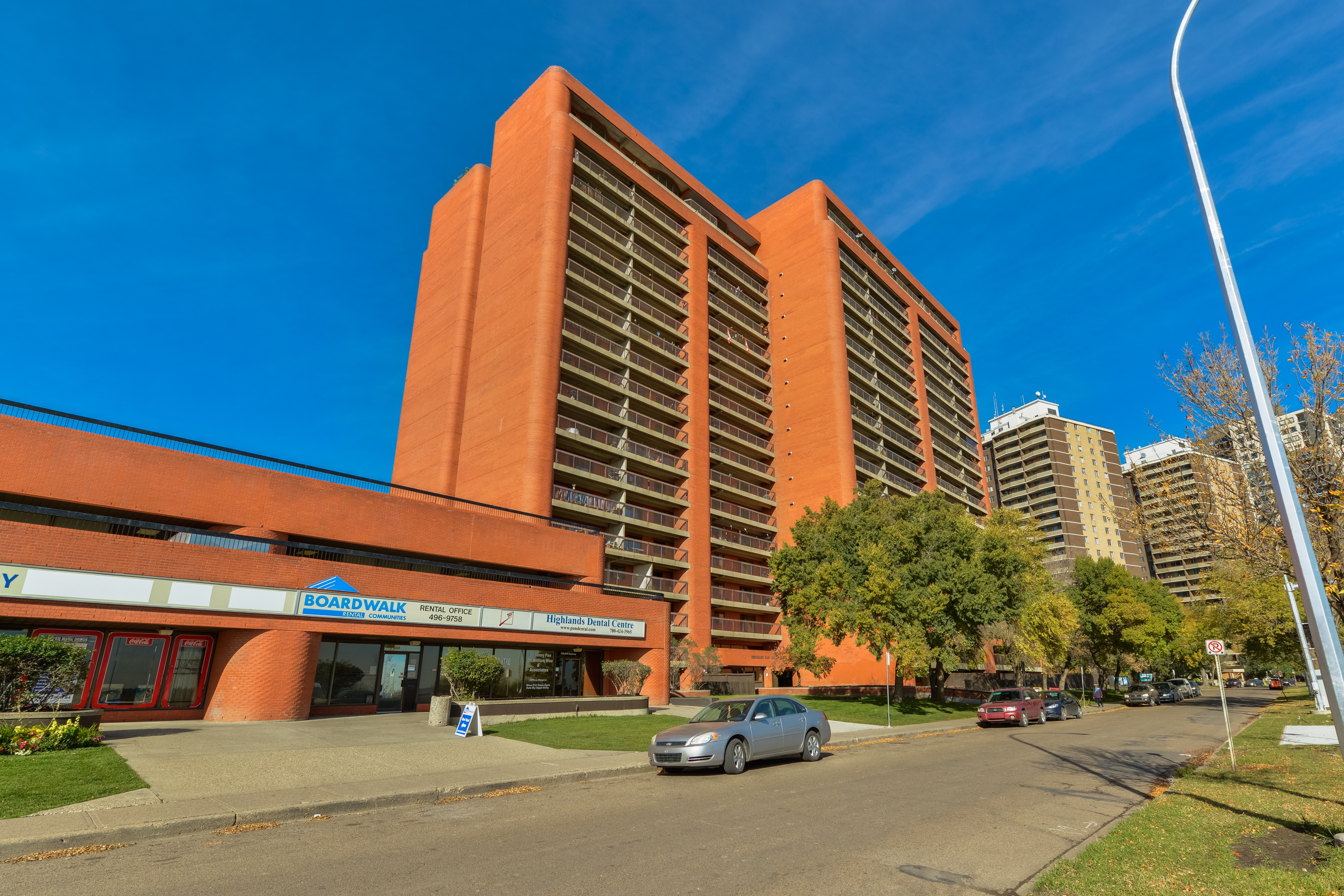 150-8930 Jasper Ave. in Edmonton, AB is Now Available