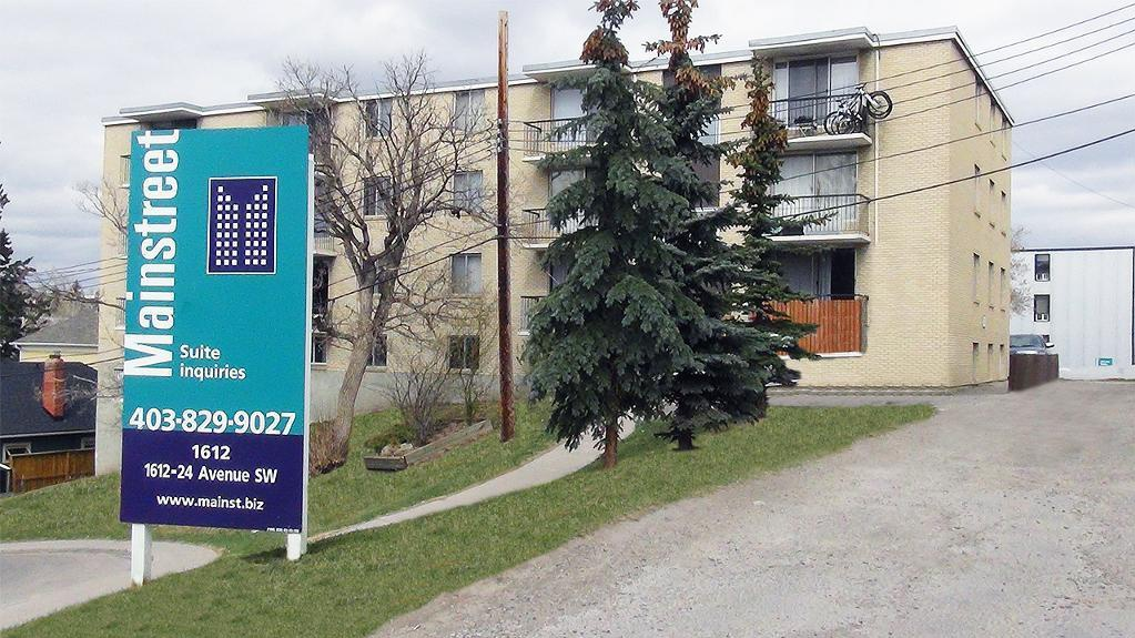 1612 - 24 Avenue SW in Calgary, AB is Now Available