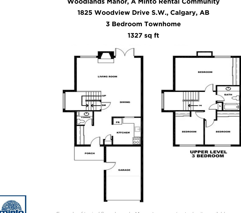 1825 Woodview Drive S.W Rental