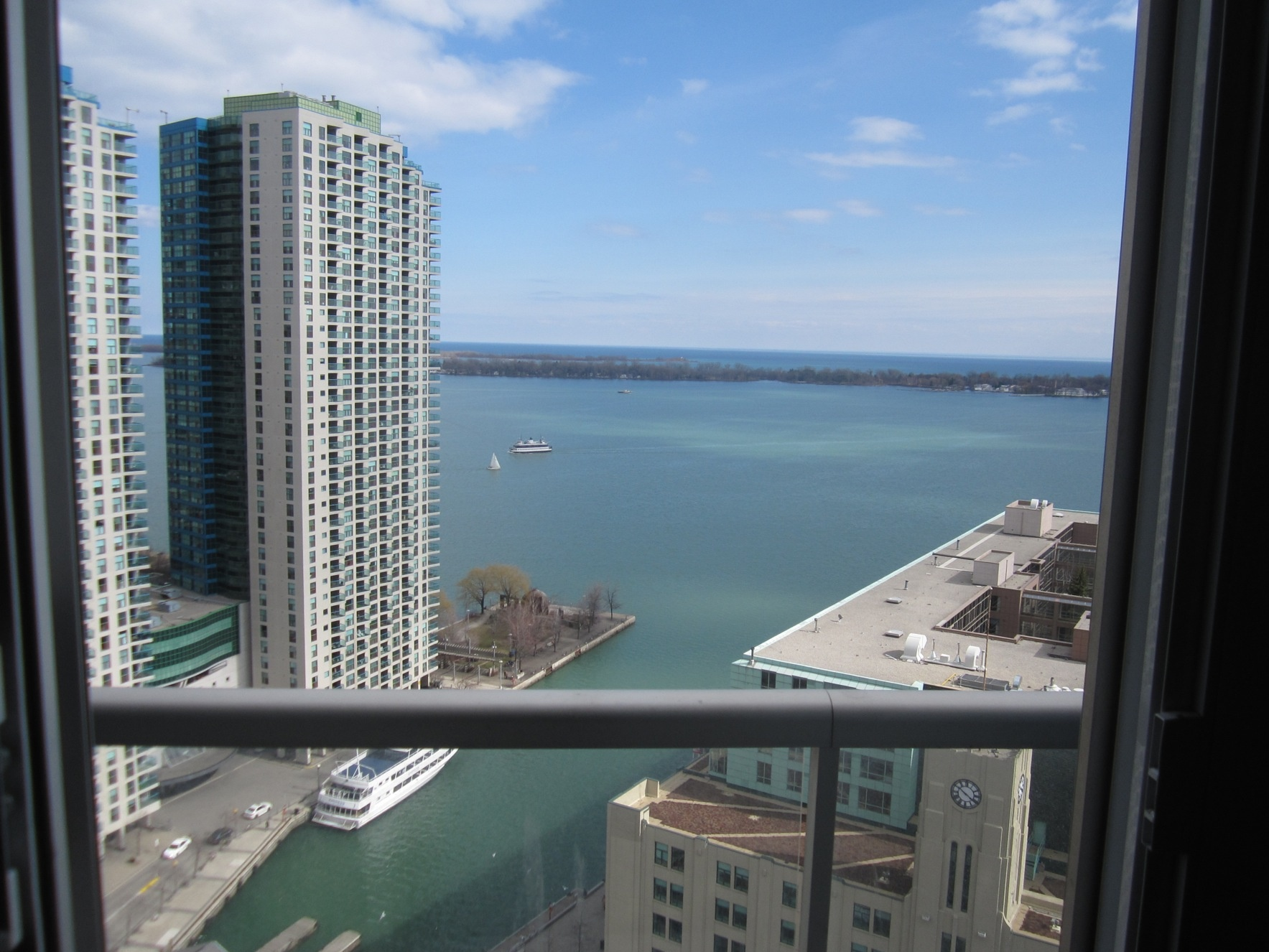 208 Queens Quay West in Toronto, ON is Now Available
