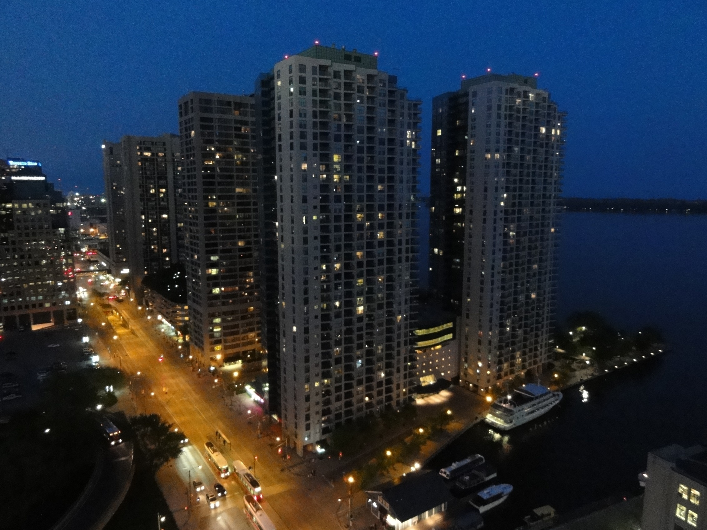 208 Queens Quay West is Now Available