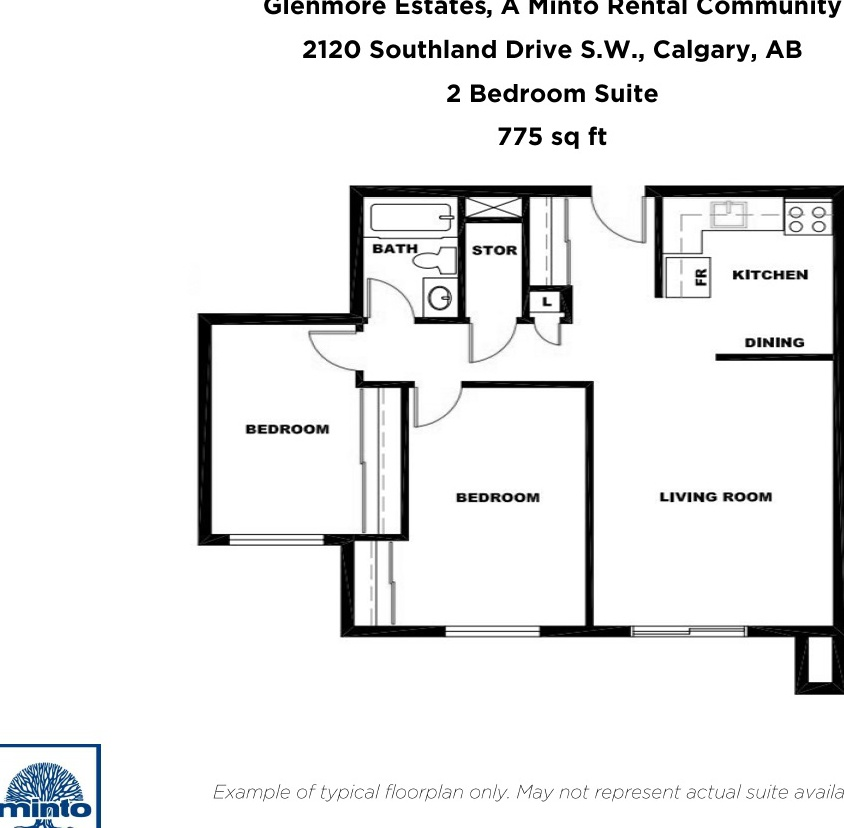 2120 Southland Drive S.W. in Calgary, AB is Now Available