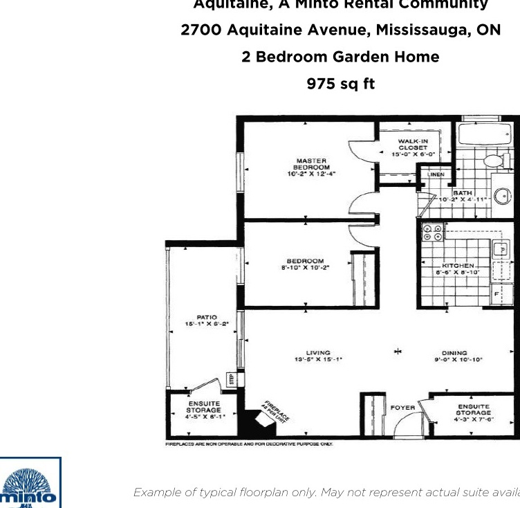 2700 Aquitaine Avenue in Mississauga, ON is Now Available