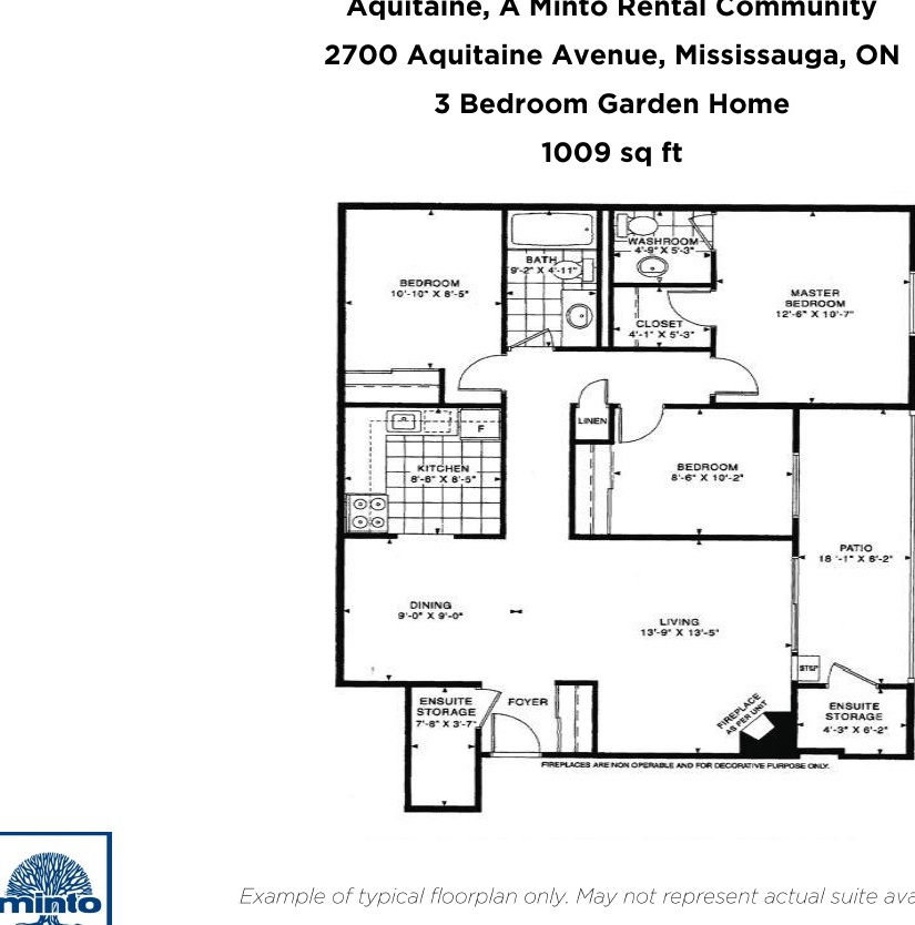 2700 Aquitaine Avenue in Mississauga, ON