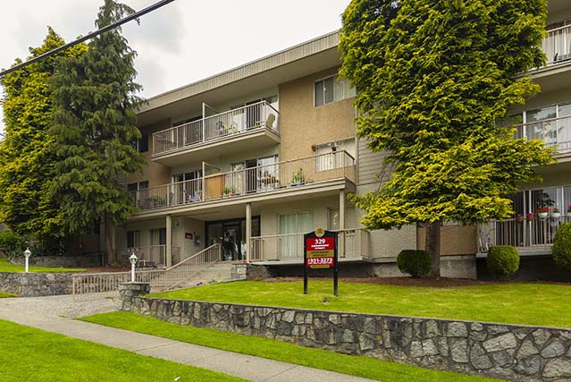 329 Sherbrooke Street in New Westminster, BC is Now Available