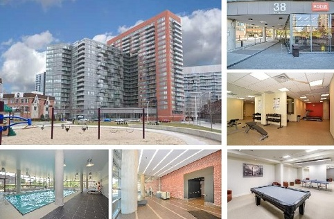 38 Joe Shuster Way in Toronto, ON is Now Available