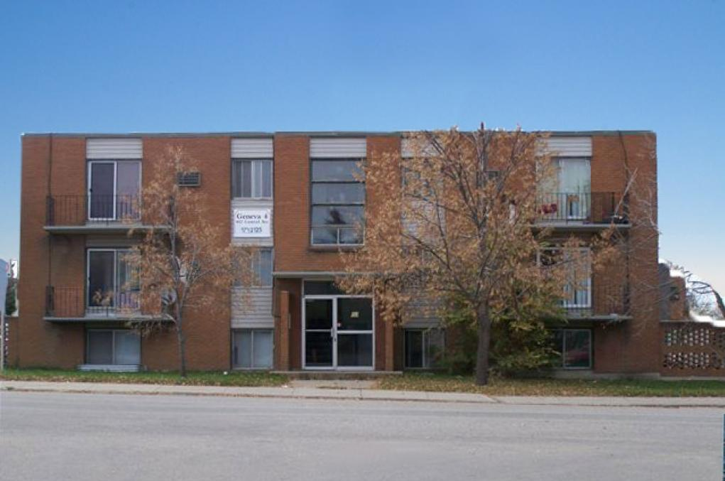 402 Central Ave in Saskatoon, SK is Now Available