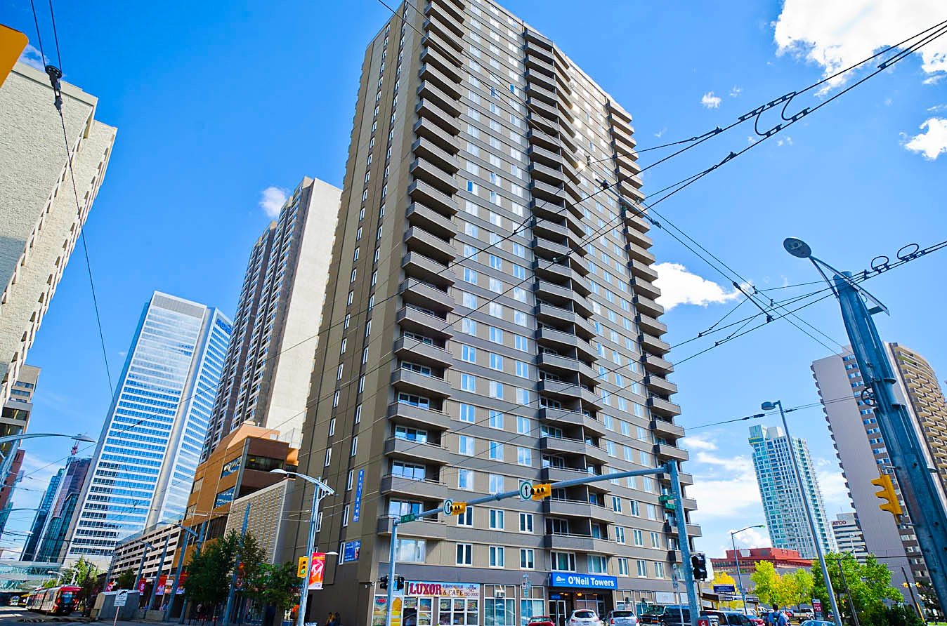 700-9 St. SW in Calgary, AB is Now Available