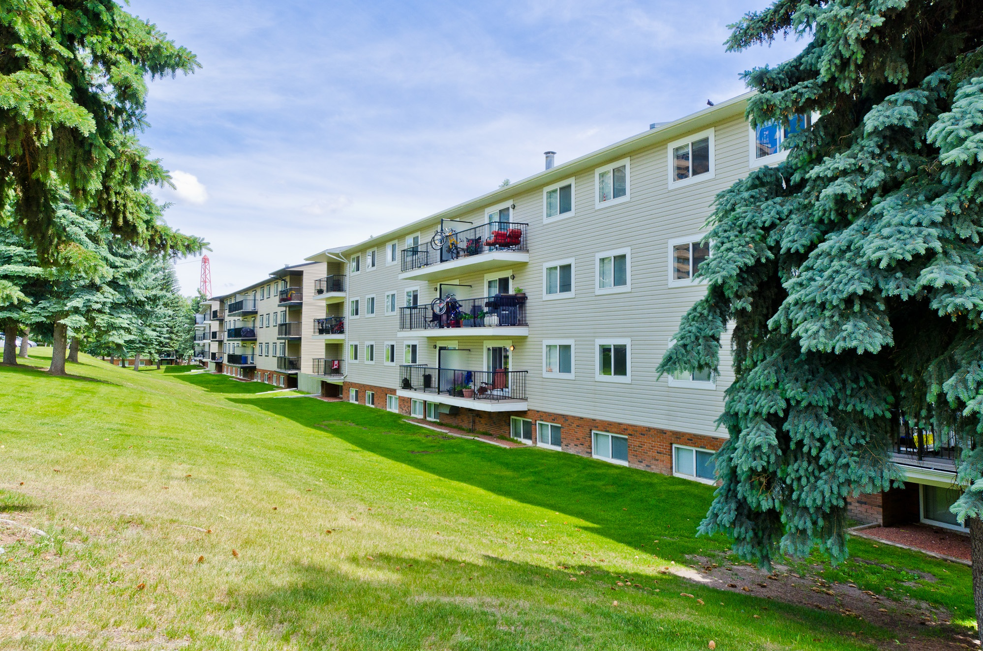 L208, 1919 University Dr. NW in Calgary, AB is Now Available