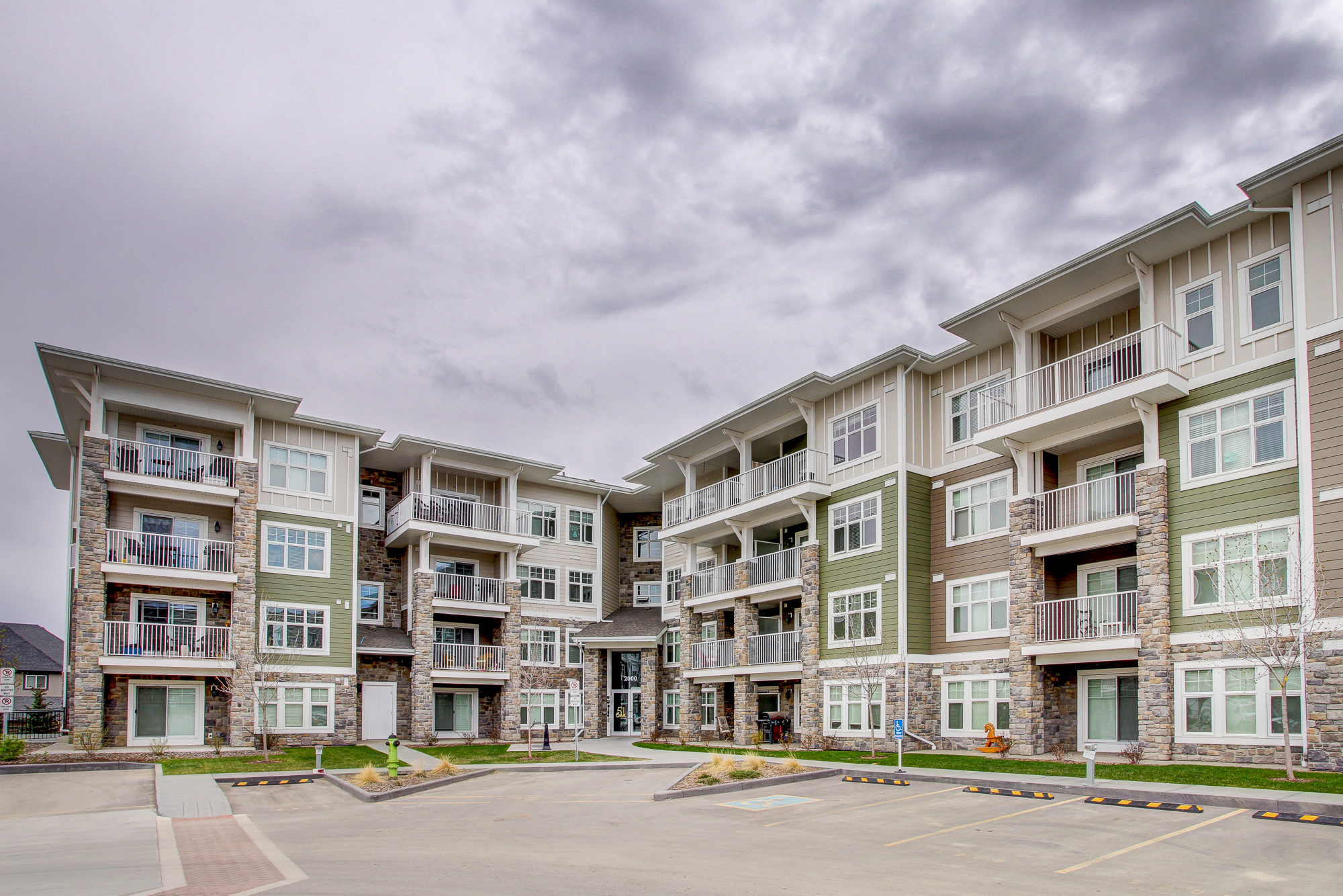 #2410, 11 Mahogany Row SE in Calgary, AB