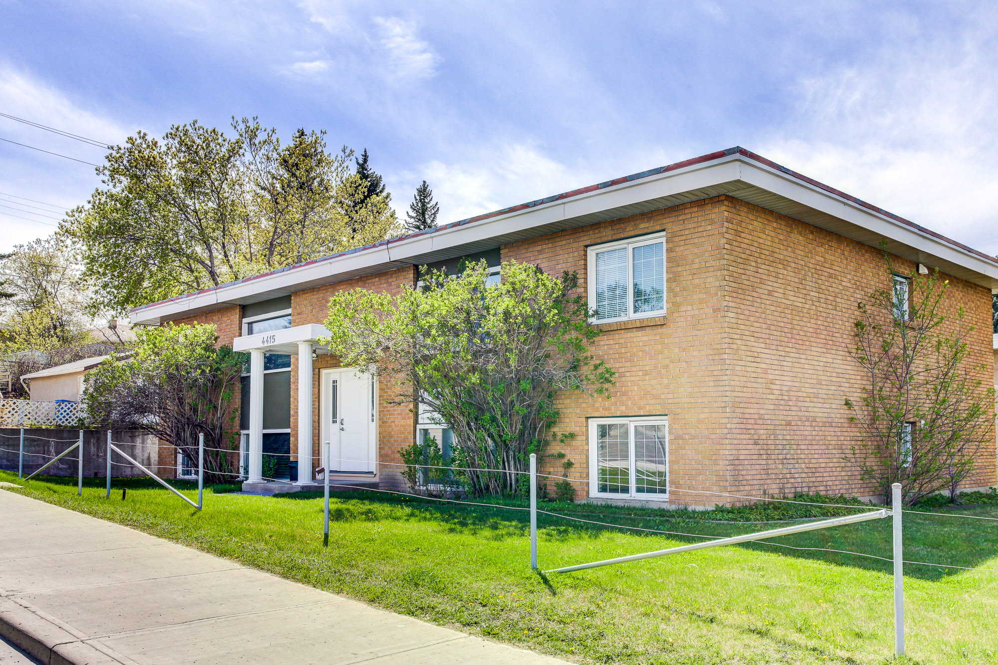 #1, 4415 Centre Street NE in Calgary, AB is Now Available