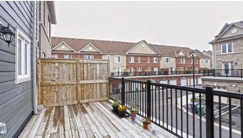 Condo for rent at 250 Sunny Meadow Blvd, Brampton, ON.