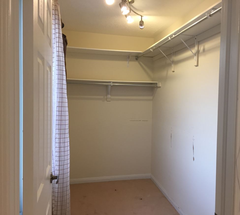 Apartment for rent at 150 Holland Cricle, Cambridge, ON. This is the walk in closet pantry with tile floor.