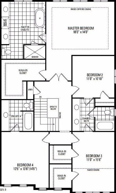 House for rent at 6 Forest Edge Crescent, East Gwillimbury, ON. This is the plan with stainless steel.