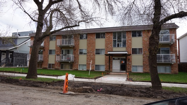 Apartment for rent at 10635 80 Ave NW, Edmonton, AB.
