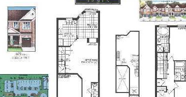 House for rent at 30 Triburnham Pl, Etobicoke, ON. This is the plan.