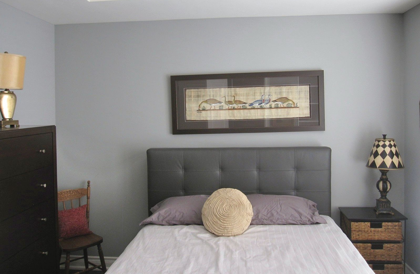 House for rent at 18 Algoma St, Etobicoke, ON. This is the bedroom.