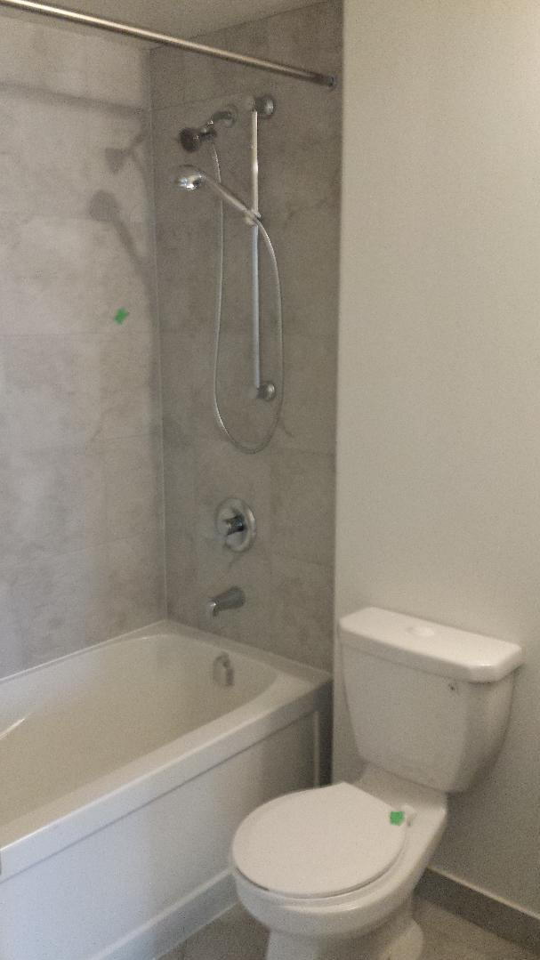 Condo for rent at 17 Zorra St | Unit: Varies, Etobicoke, ON. This is the bathroom.