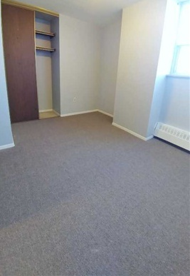 Condo for rent at 370 Dixon Rd, Etobicoke, ON. This is the empty room with carpet.