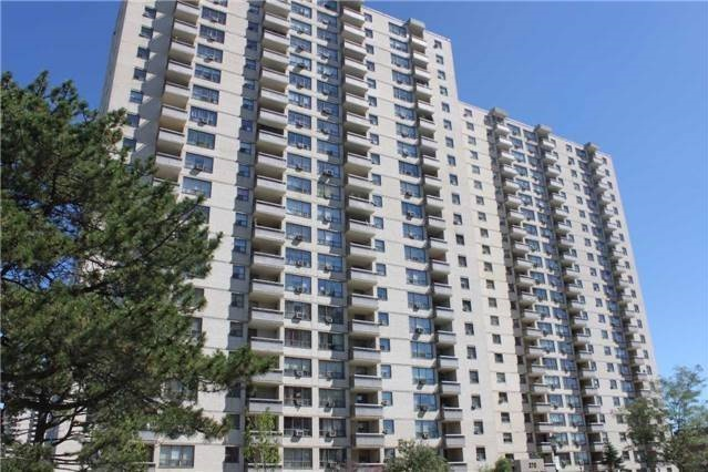 Condo for rent at 370 Dixon Rd, Etobicoke, ON. This is the outdoor building.