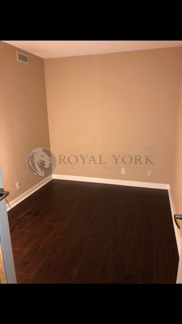 Condo for rent at 11 Michael Power Pl, Etobicoke, ON. with hardwood floor.