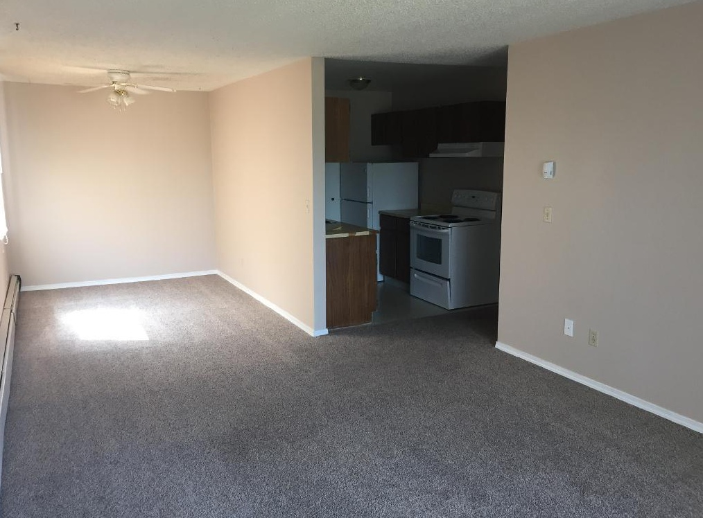 Apartment for rent at 9216 93A ST, Fort St. John, BC.