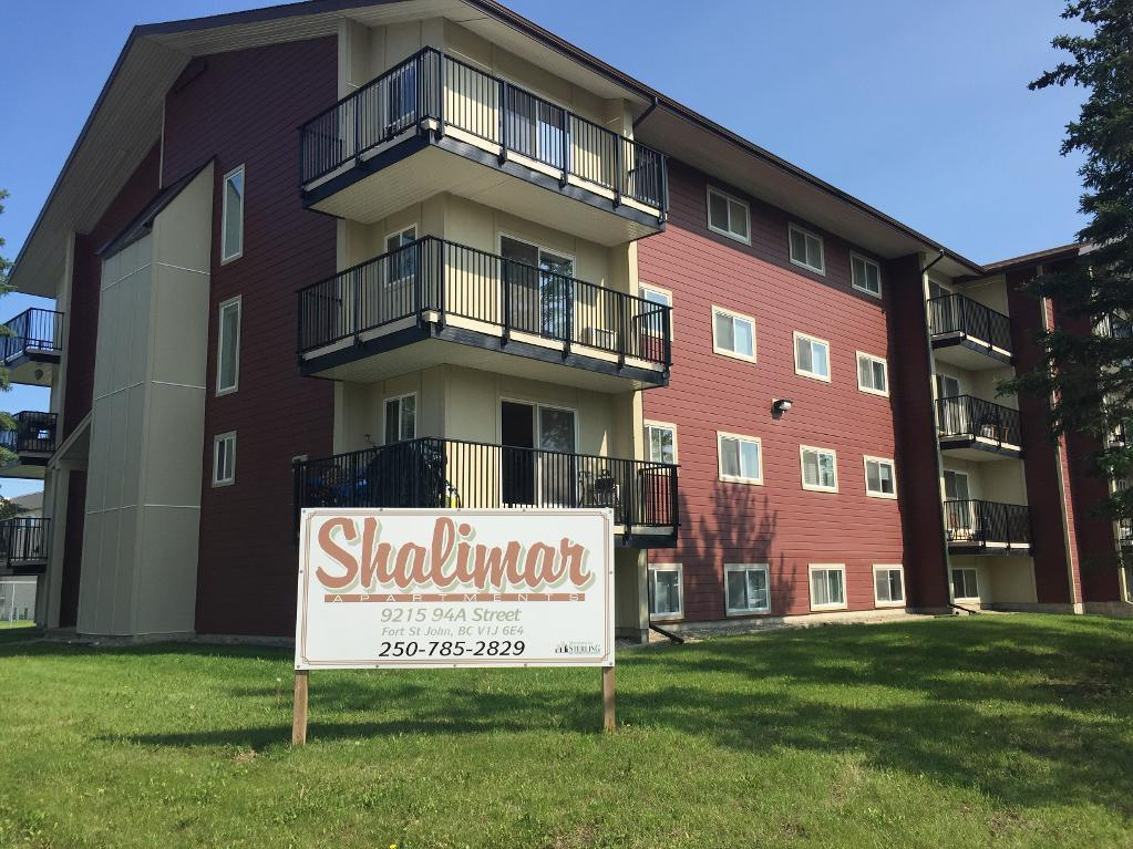 Apartment for rent at 9215 94A STREET, Fort St. John, BC.