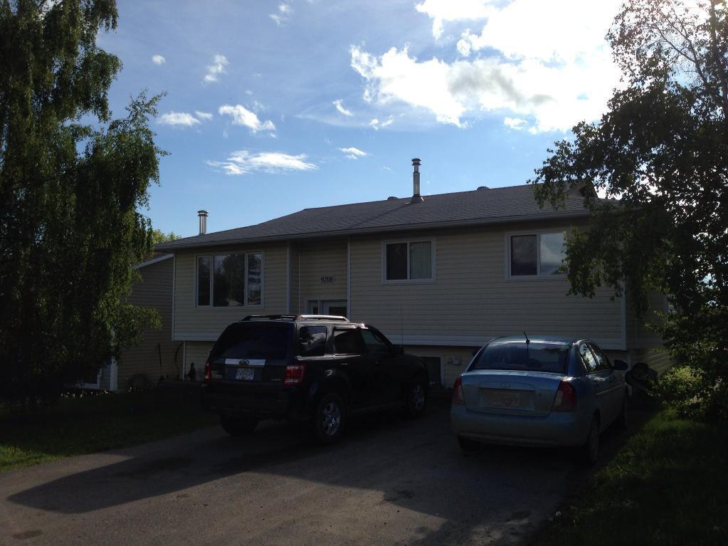 House for rent at 9208 87 STREET, Fort St. John, BC.