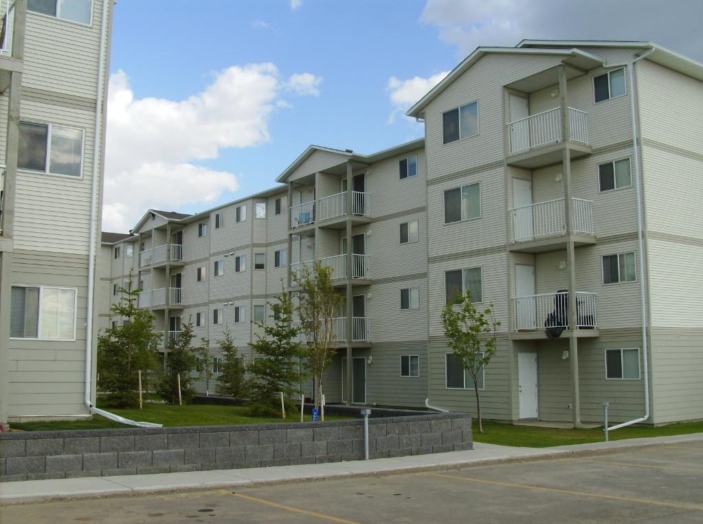 Apartment for rent at 8511 86th Street, Fort St. John, BC.