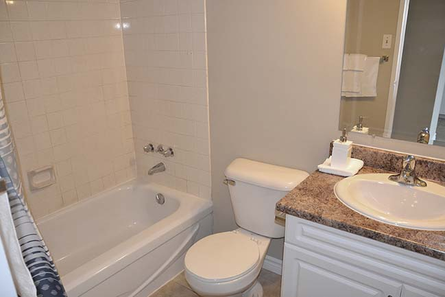 Not Sure for rent at 1030 South Park Street, Halifax, NS. This is the bathroom with tile floor.