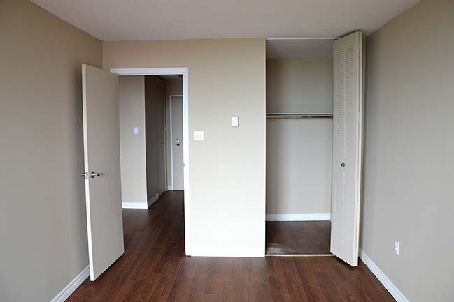 Not Sure for rent at 1030 South Park Street, Halifax, NS. This is the empty room with hardwood floor.