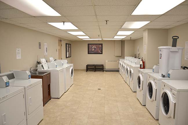 Not Sure for rent at 1030 South Park Street, Halifax, NS. This is the laundry room with tile floor.