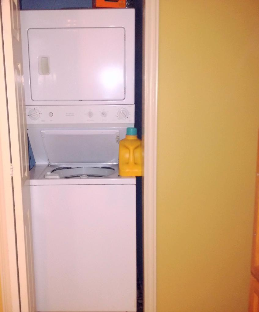 Apartment for rent at 1261 Henry St, Halifax, NS. This is the laundry room.