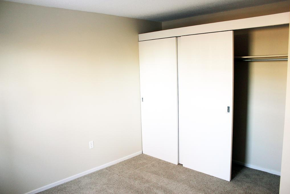 Apartment for rent at 96 Highfield Park Drive, Halifax, NS. This is the empty room with carpet.