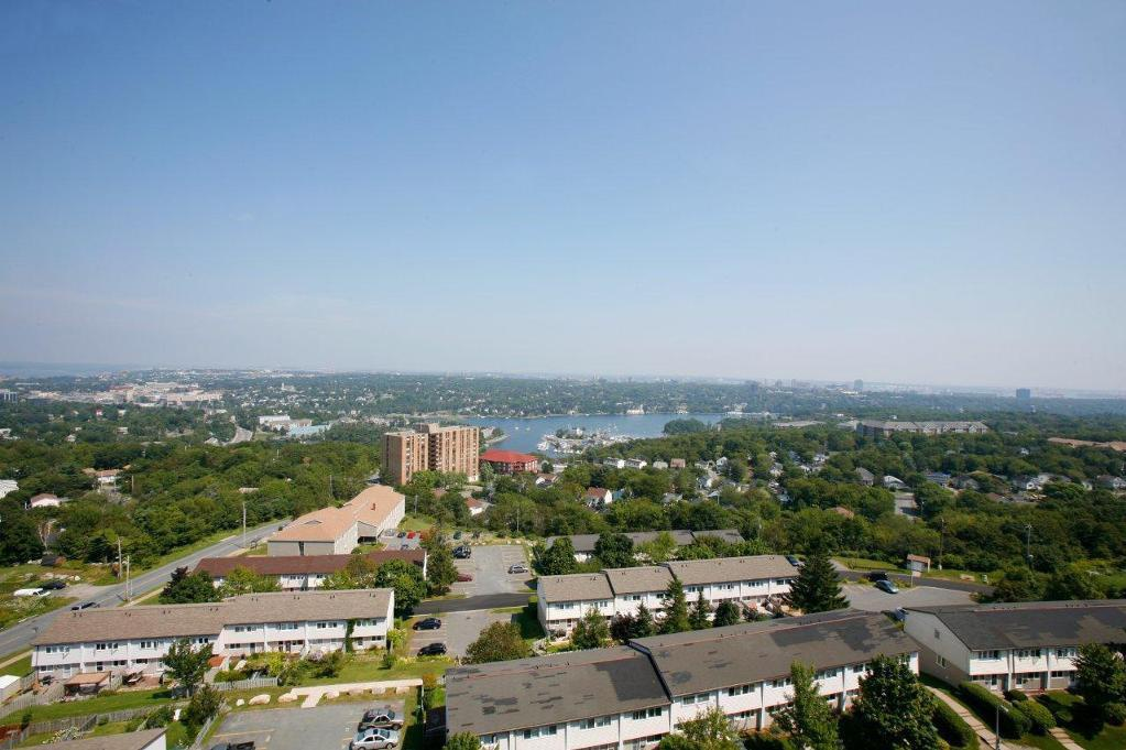 Apartment for rent at 30 Ridgevalley Road, Halifax, NS. This is the water view.