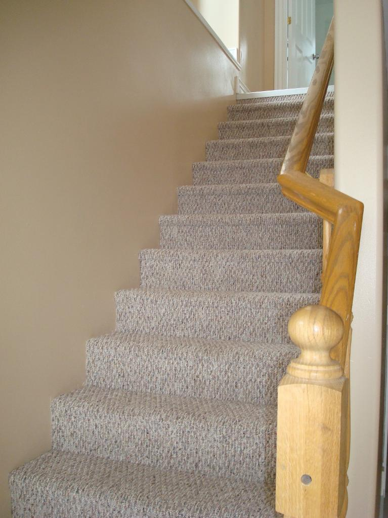 House for rent at 6057 Pepperell Street, Halifax, NS. This is the stairs.