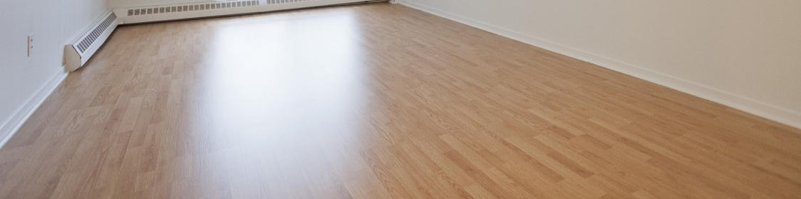Apartment for rent at 2507 Montarville Street, Longueuil, QC. This is the details with hardwood floor.