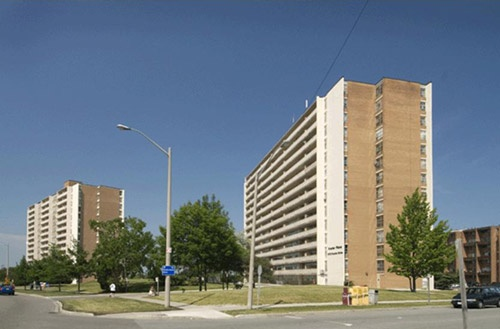 Apartment for rent at 1970 & 1980 Fowler Dr, Mississauga, ON.
