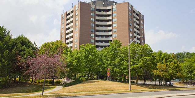 Not Sure for rent at 2121 Rathburn Road East, Mississauga, ON.