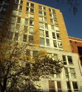 Condo for rent at 88 Rue Charlotte, Montréal, QC. This is the outdoor building.