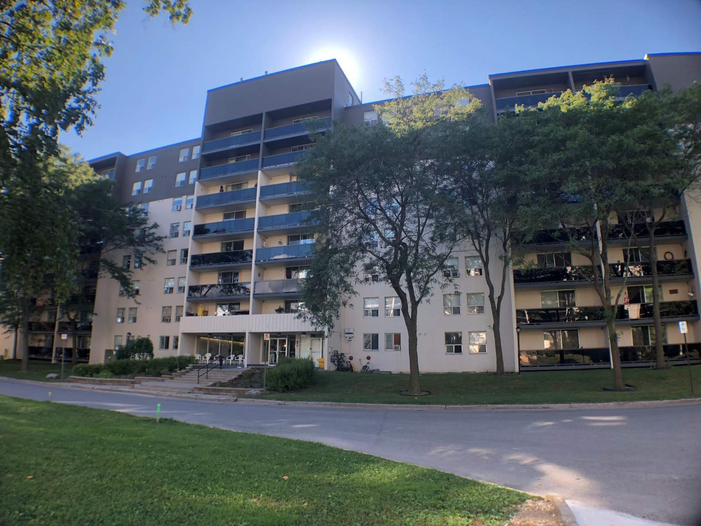 High-Rise-Apartment for rent at 1189 Talwood Drive, Peterborough, ON.
