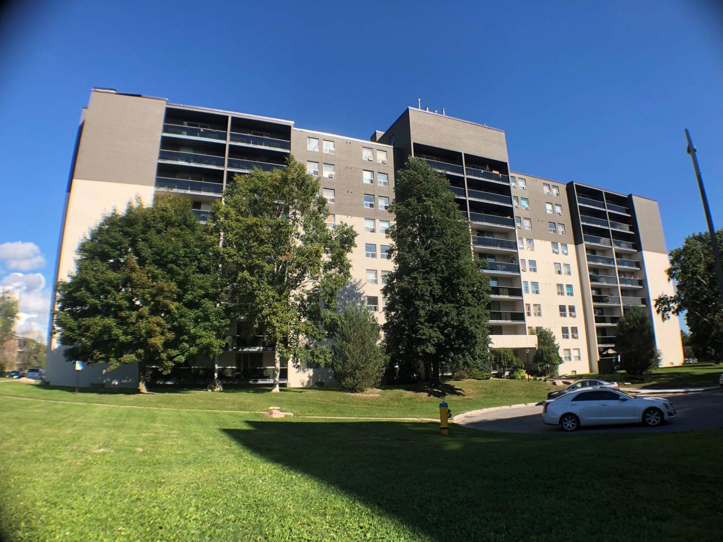 Apartment for rent at 1001 Talwood Drive, Peterborough, ON.