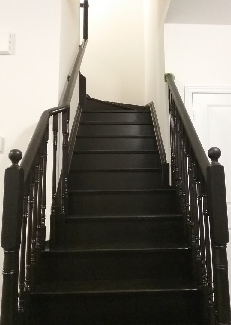 House for rent at 1710 Rex Heath Drive, Pickering, ON. This is the stairs.