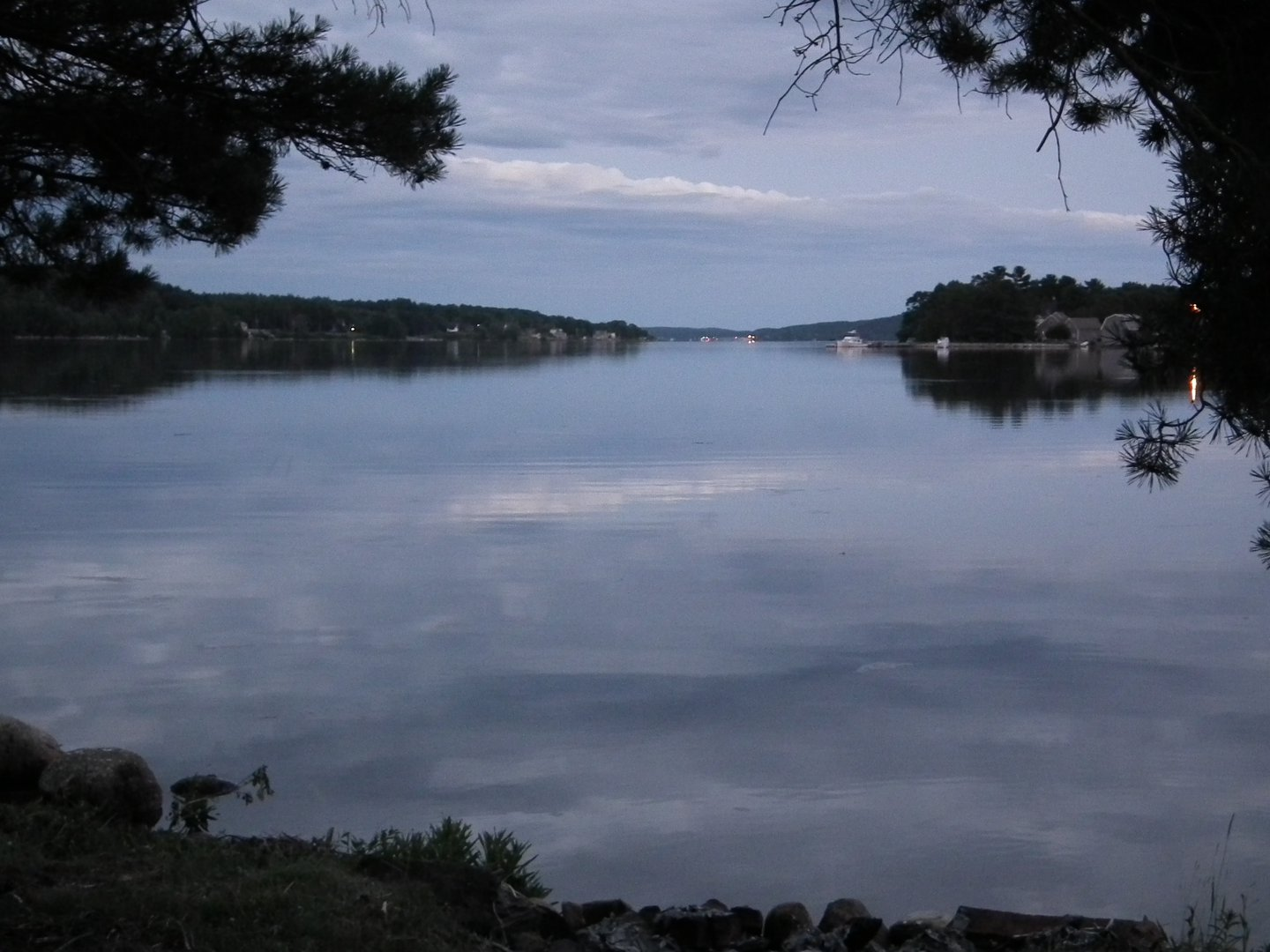House for rent at 1751 NS-331, Pleasantville, NS. This is the water view with water view.