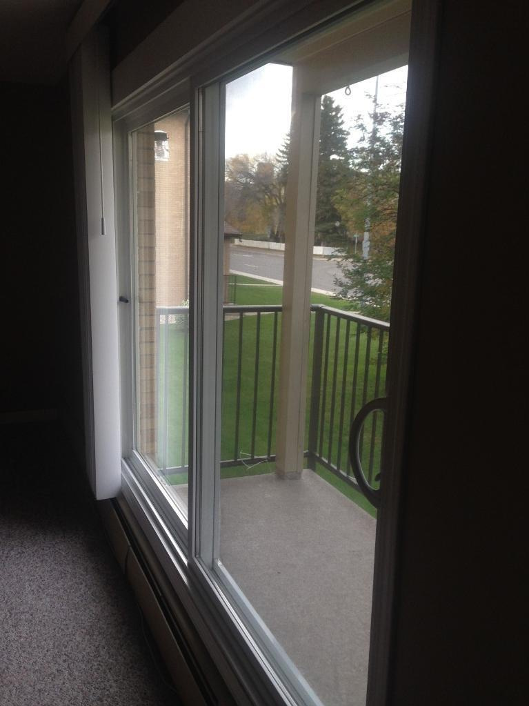 Apartment for rent at 4811-55 Street, Red Deer, AB. This is the patio terrace.