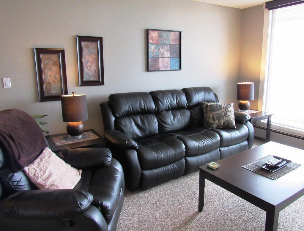 Apartment for rent at 4902-37 St, Red Deer, AB.