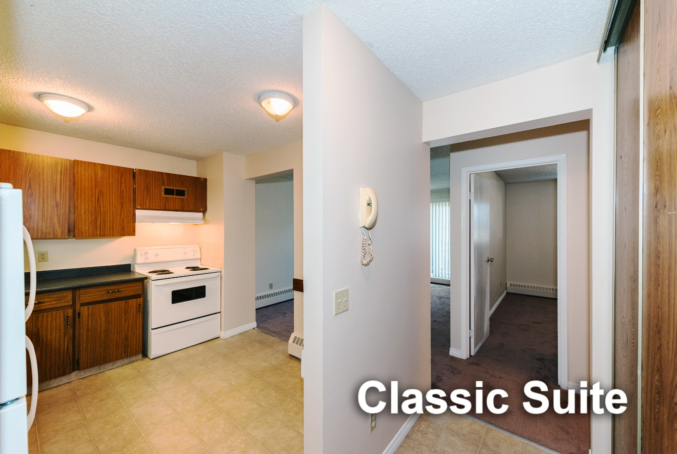 Low-Rise Apartment for rent at 6209 - 60 St, Red Deer, AB. Taylor Heights Apartments
