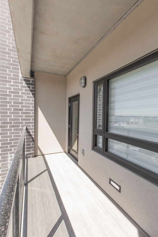 Apartment for rent at 4830 Gordon Rd, Richardson, SK. This is the patio terrace.